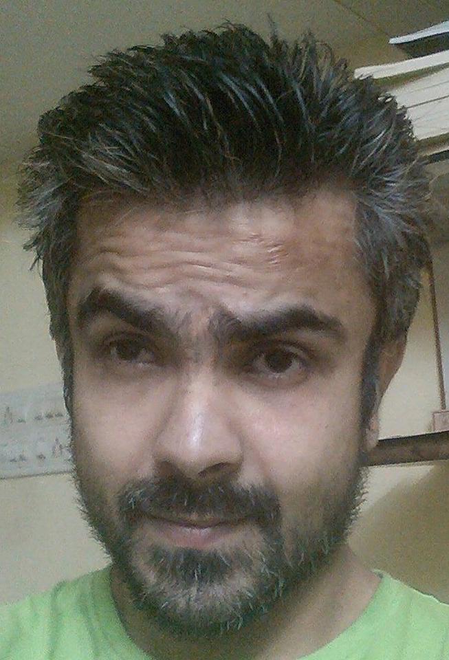Nikhil pancholi
